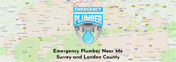 Emergency Plumber Map