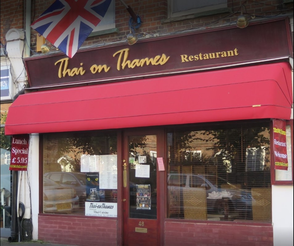 Thai On Thames Restaurant