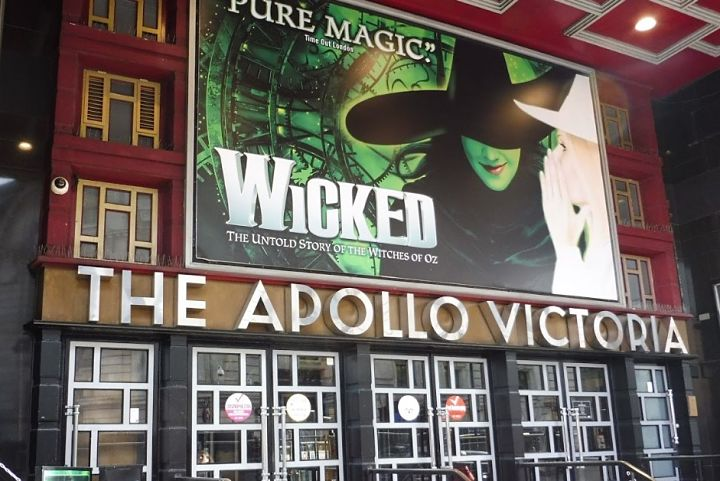 Apollo Victoria Theatre London