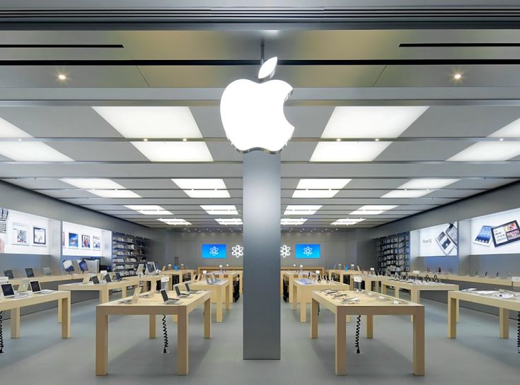 Apple Bentall Centre Wood St, Kingston upon Thames KT1 1TP