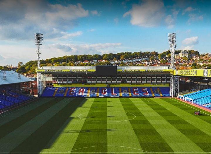 Crystal Palace Football Club Croydon