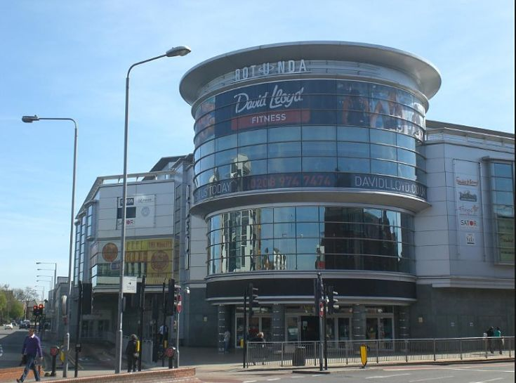 Odeon IMAX cinema Kingston upon Thames - The Rotunda Centre, Clarence St, Kingston upon Thames KT1 1QP