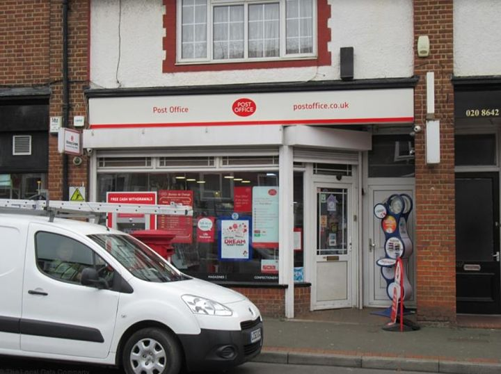 Upper Mulgrave Post Office – Cheam