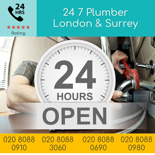 24 7 Plumber London Surrey