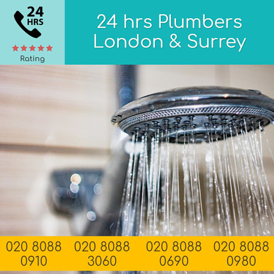 24 hrs Plumbers London Surrey