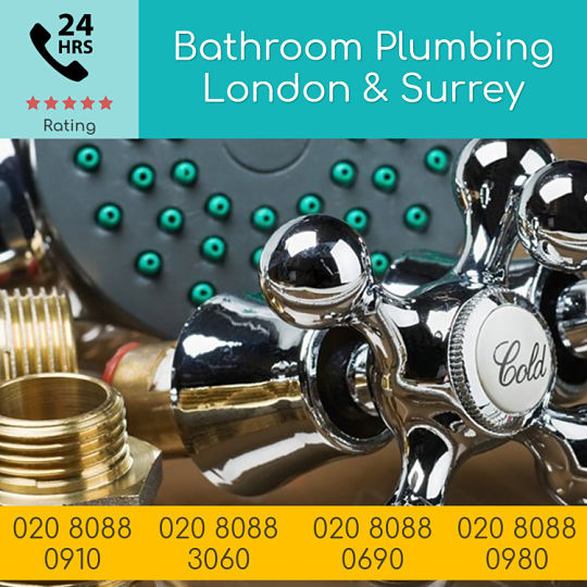 Bathroom Plumbing London Surrey