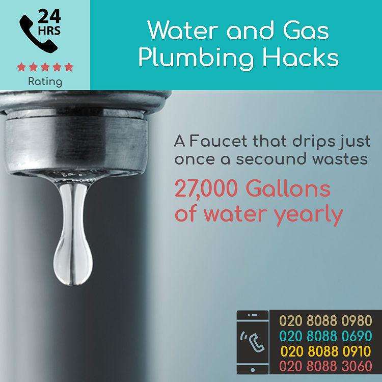 Water and Gas Plumbing Hacks