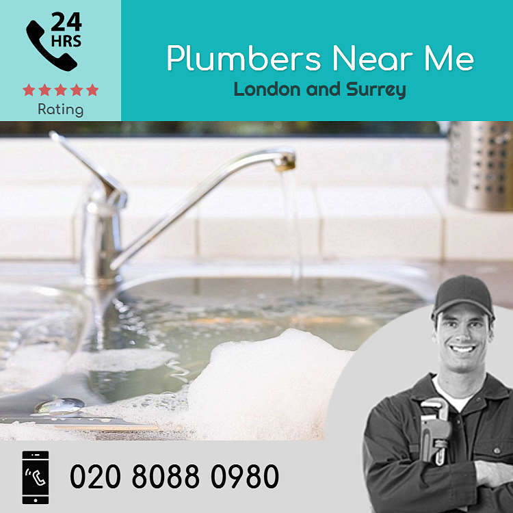 Plumbing Near Me Kingston Upon Thames