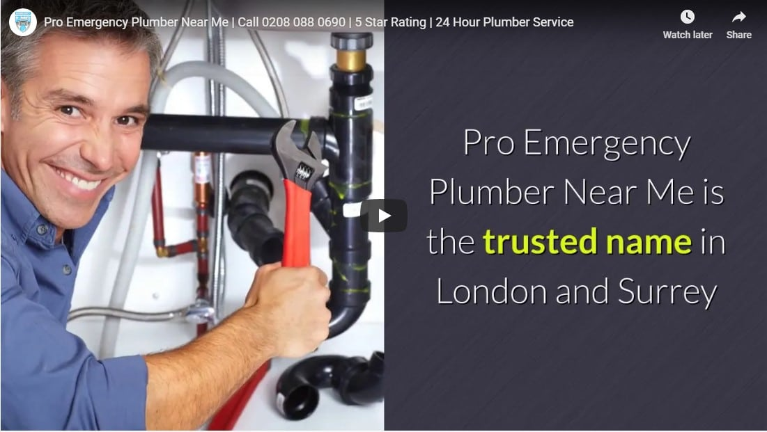 Pro Emergency Plumber Near Me – Video