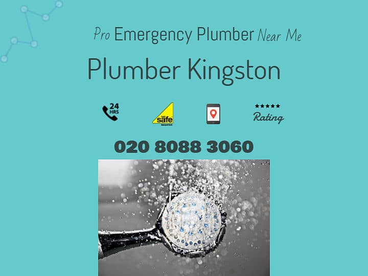 shower repair kingston
