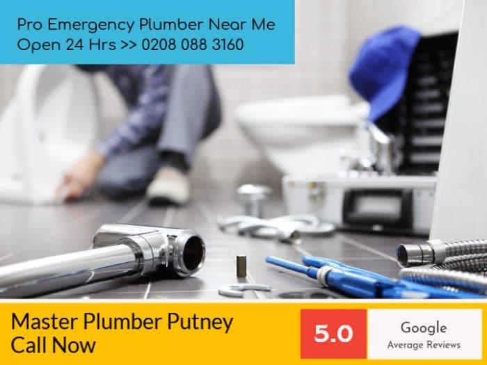 Master Plumber Putney