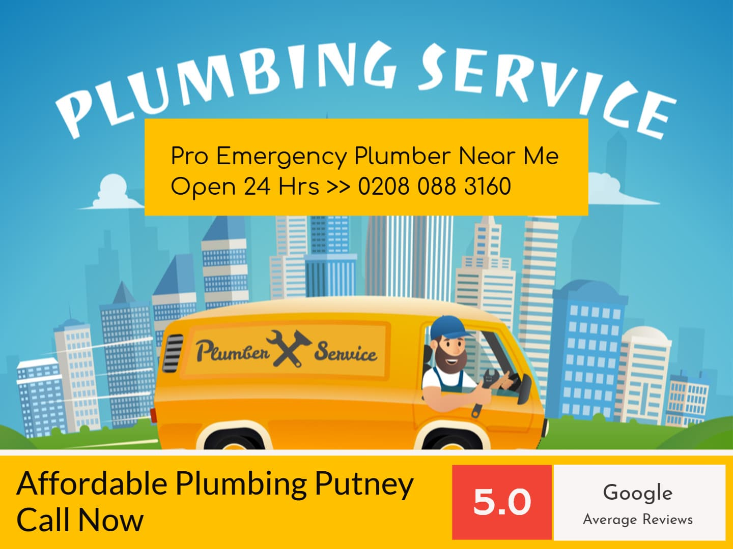 Plumber Charge - Affordable Plumbing Putney