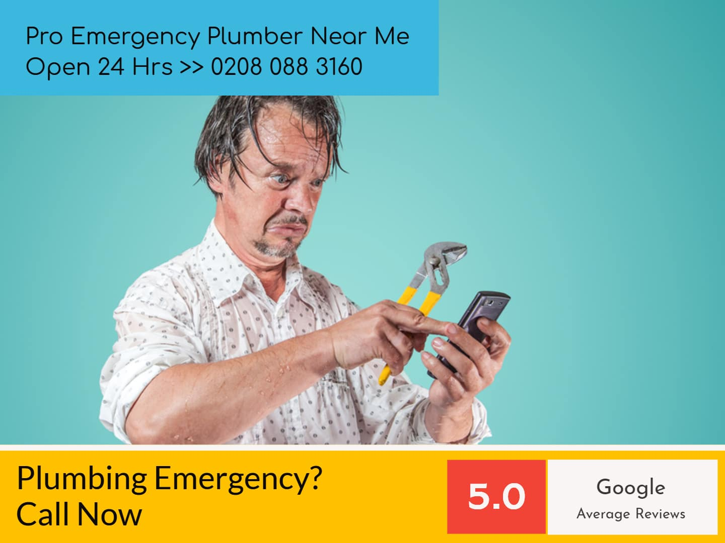 Plumbing Emergency Putney